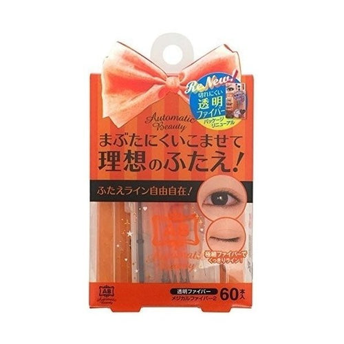 AB Automatic Beauty Mezical Fiber Eyelid Tape 60 Pcs - Tokyo-On