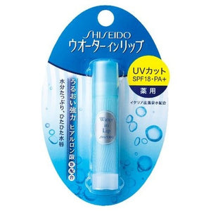 Shiseido Water In Lip UV Cut Chapstick SPF18 PA+ - Tokyo-On