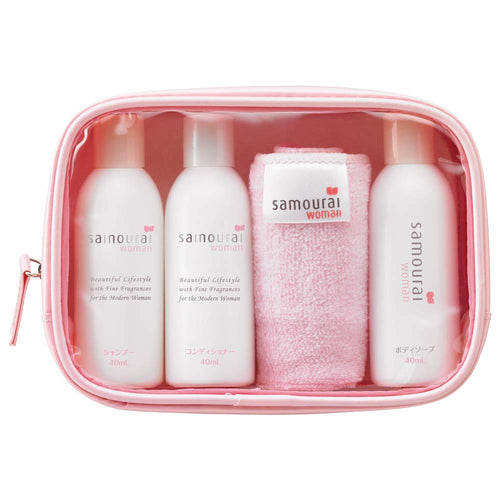 Samourai Woman Travel Set 40ml * 3 - Tokyo-On