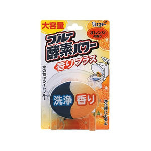 ST Blue Enzyme Power Orange Toilet Refresher Tablet - Tokyo-On