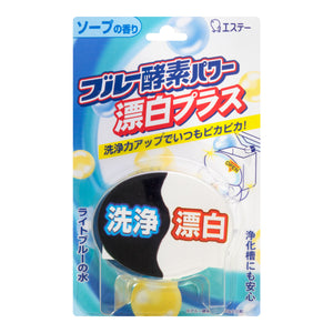 ST Blue Enzyme Power & Bleach Toilet Refresher Tablet - Tokyo-On