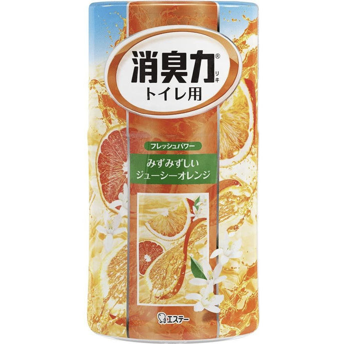 ST Orange Toilet Air Freshener 400ml - Tokyo-On