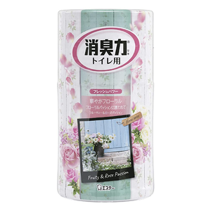 ST Floral Passion Toilet Air Freshener 400ml - Tokyo-On