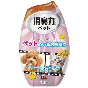 ST Pet Odor Remover Fruity Room Air Freshener 400ml - Tokyo-On