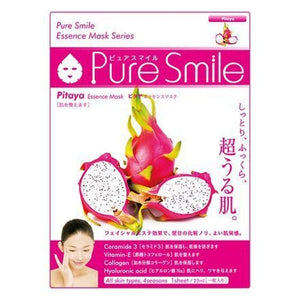 SunSmile Pure Smile Pomegranate Essence Mask - Tokyo-On