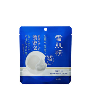 Kose Face Soap bar with Case 100g - Tokyo-On