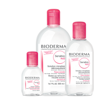 Load image into Gallery viewer, Bioderma Sensibio H2O Micellar Water Makeup Cleanser - Tokyo-On