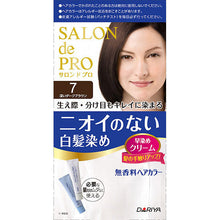 Load image into Gallery viewer, Dariya Salon De Pro Hair Dye Non-Smell #7 Natural Black - Tokyo-On