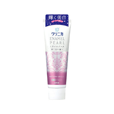 Lion Clinica Enamel Pearl Floral & Mint Toothpaste 130g - Tokyo-On