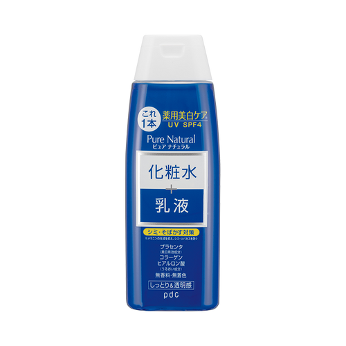 PDC Pure Natural Essence Lotion 210ml - Tokyo-On