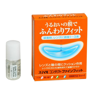Lion Smile Contact Fine Fit 5ml*2 Pack - Tokyo-On