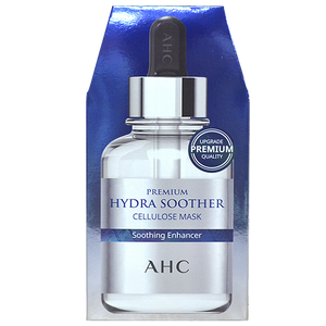 AHC Hydra Soother Cellulose Mask, 5 Sheets - Tokyo-On