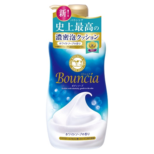 Bouncia Airy Bouquet Body Soap 500ml - Tokyo-On