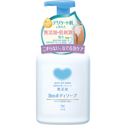 Gyunyu Cow Brand Non-Additive Body Soap 550ml - Tokyo-On