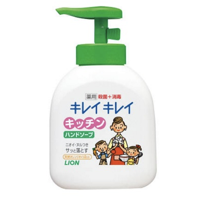Lion Medicated Kitchen Hand Soap 250ml - Tokyo-On