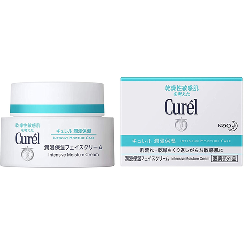 Kao Biore Curel Intensive Moisture Care Cream 40g - Tokyo-On