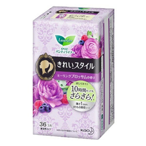 Kao Laurier Kirei Style Healing Blossom Scent, 36 Pcs - Tokyo-On