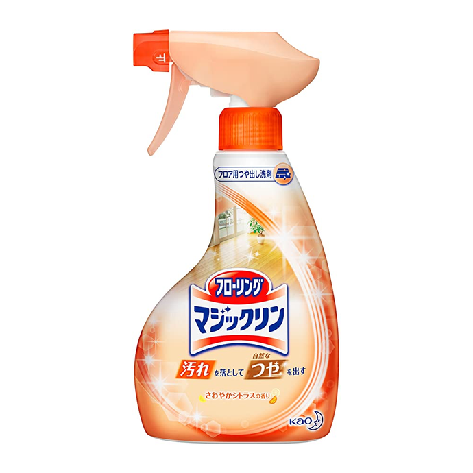 Kao Glossy Flooring Cleaning Spray 400ml - Tokyo-On