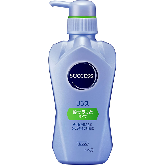 Kao Success Rinse Smooth Conditioner 380ml - Tokyo-On