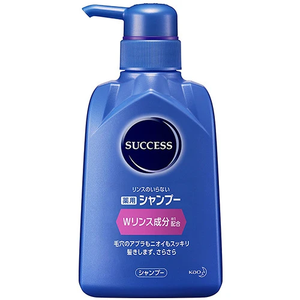 Kao Success Medicated Shampoo W Rinse Conditioning 350ml - Tokyo-On