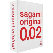 Load image into Gallery viewer, Sagami Original 0.02 Condom (2 Packs) - Tokyo-On