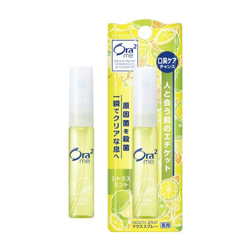 Dental Mouth Spray Citrus Mint 6ml - Tokyo-On