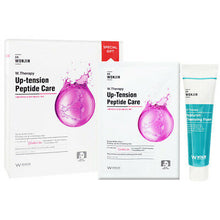 Load image into Gallery viewer, Dr. Wonjin W. Up-Tension Peptide Care Mask & Facial Wash, (10 Sheets + 80ml) - Tokyo-On