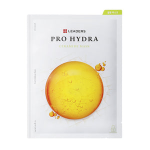 Leaders Insolution Pro Hydra Ceramide Mask, 10 Sheets - Tokyo-On