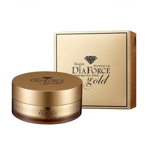 Rearar Dia Force Gold Hydro-gel Eye Patch, 60 Sheets - Tokyo-On