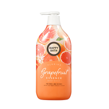 Load image into Gallery viewer, Happy Bath Grapefruit Essence Cooling Body Wash 500ml - Tokyo-On