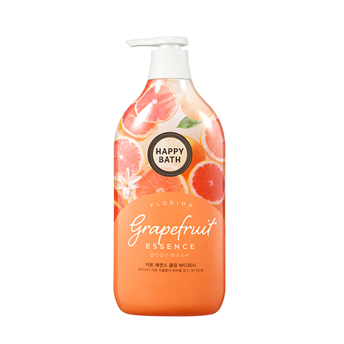 Happy Bath Grapefruit Essence Cooling Body Wash 500ml - Tokyo-On