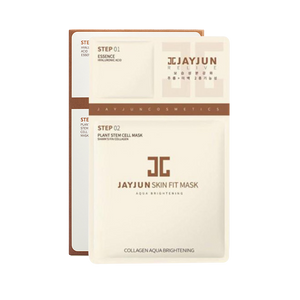 JAYJUN Collagen Skin Fit Mask, 10 Sheets - Tokyo-On