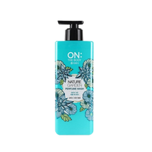 Load image into Gallery viewer, LG On The Body Natural Garden Perfume Body Wash 500g - Tokyo-On