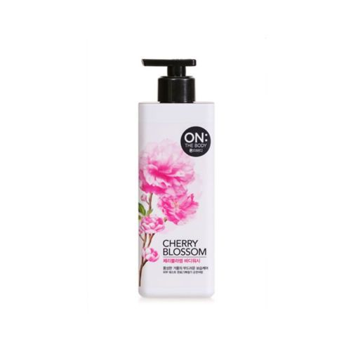 LG On The Body Cherry Blossom Body Lotion 400ml - Tokyo-On