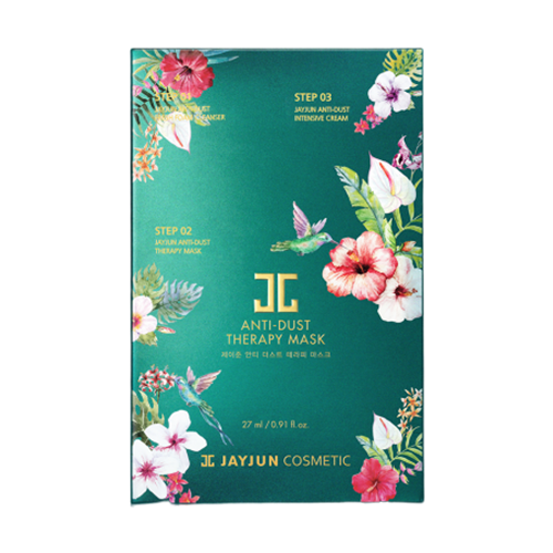 JAYJUN Anti-Dust Therapy Mask, 10 Sheets - Tokyo-On