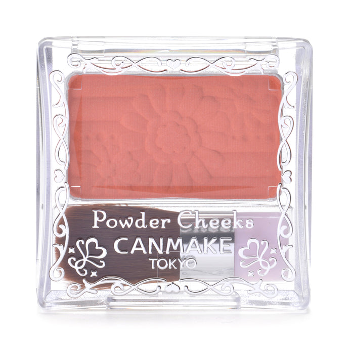 Canmake Powder Cheeks [PW25]Sugar Orange 4g - Tokyo-On