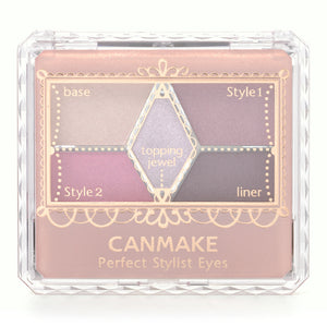 Canmake Perfect Stylist Eyes [17]Princess Bouquet 3.8g - Tokyo-On