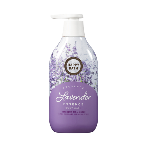 Happy Bath Lavender Essence Body Wash 500ml - Tokyo-On