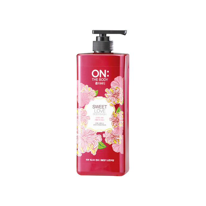 LG On The Body Sweet Love Body Wash 500g - Tokyo-On