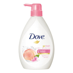 DOVE Nectarine Moisture High Hydrating Body Wash #Peach 500g - Tokyo-On