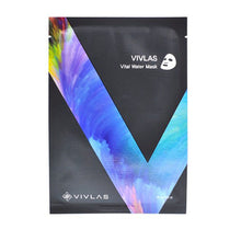 Load image into Gallery viewer, VIVLAS Vital Water Mask, 5 Sheets - Tokyo-On