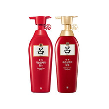 Load image into Gallery viewer, Ryo Hambit Damage Care Shampoo & Conditioner Set 400ml+400ml - Tokyo-On