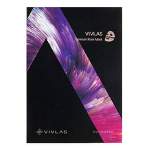 Load image into Gallery viewer, VIVLAS Premium Rose Mask, 5 Sheets - Tokyo-On