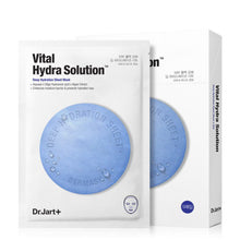 Load image into Gallery viewer, DR.JART+ Vital Hydra Solution Facial Mask, 5 Sheets - Tokyo-On