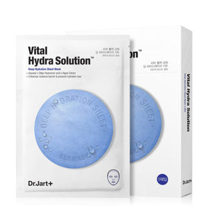DR.JART+ Vital Hydra Solution Facial Mask, 5 Sheets - Tokyo-On