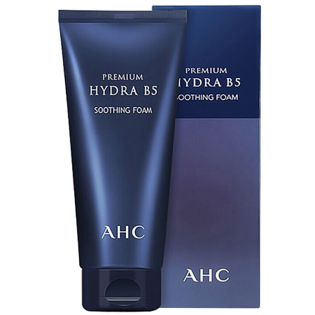 A.H.C Hydra B5 Soothing Facial Cleansing Foam 180ml - Tokyo-On