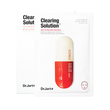 Load image into Gallery viewer, DR.JART+ Clear Solution Facial Mask, 5 Sheets - Tokyo-On