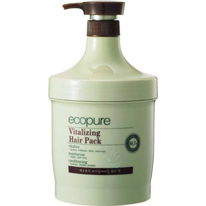 Ecopure Vitalizing Hair Pack 1000ml - Tokyo-On