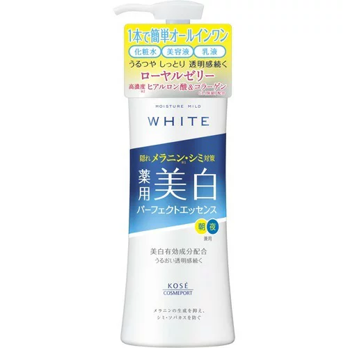 Kose Moisture Mild White Perfect Essence 230ml