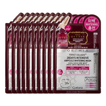 Load image into Gallery viewer, Coreana Orthia Perfect Collagen 28 Days Intensive Ampoule Mask, 10 Sheets - Tokyo-On
